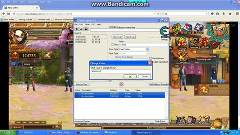 cheat mod game naruto terbaru 2015 ninja online cheat engine terbaru youtube