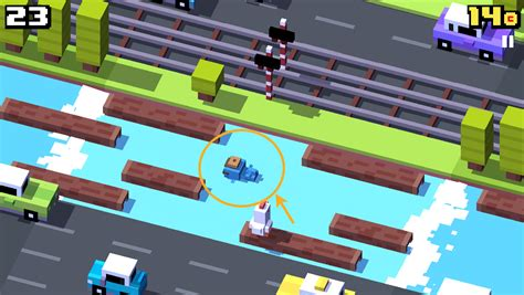 how do u get the new mystery character in cross road on the new update how to be a pro at crossy road