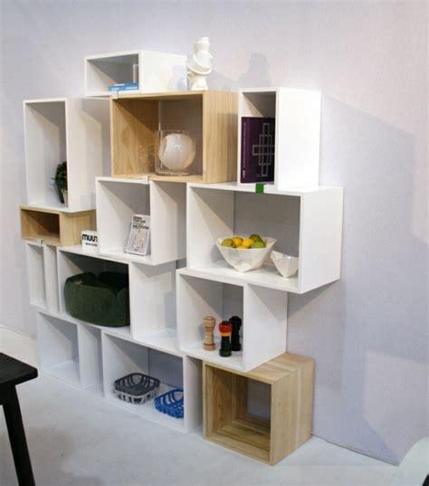 Shelf Designs For Drawing Room by Wandregal Designs Welche Die Ausstattung Leicht