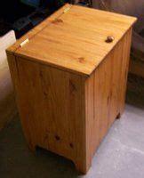 ideas  wooden laundry hamper  pinterest