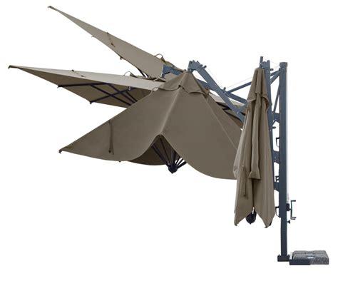 Retractable Garden Parasol Patio Umbrellas   GLOBAL TRADE