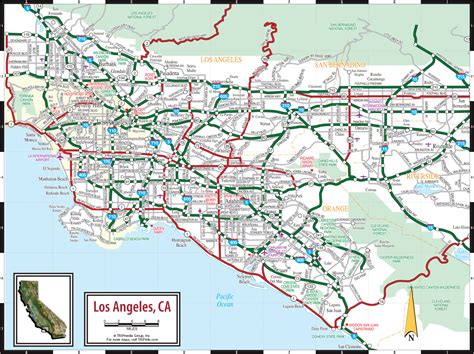 california map road california road map