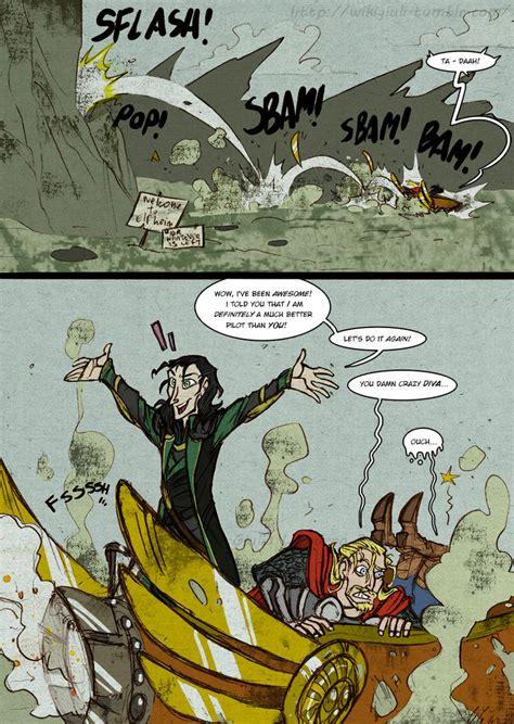 Tëx Loki The Of Driving By Wikigiuli On Deviantart