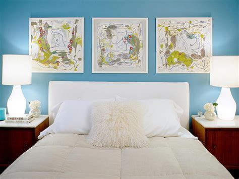 sky blue bedroom decorating ideas for rooms with the blues hgtv