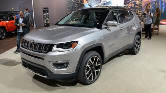 Compass Jeep 2017 Jeep Compass Is Finally A Compact Crossover Worthy Of