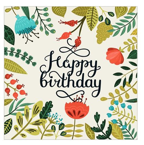 Free Printable Birthday Cards For My Free Printable Cards For Birthdays Popsugar Smart Living