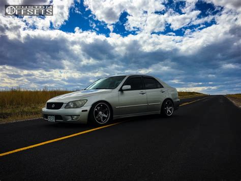 lexus is300 stance 2002 lexus is300 varrstoen es2 stance coilovers