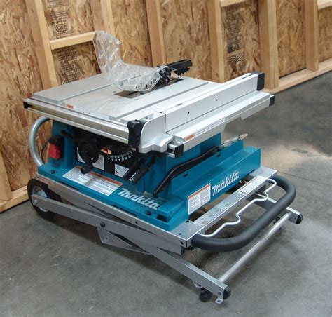 makita bench saw makita 2705x1 review a contractor table saw