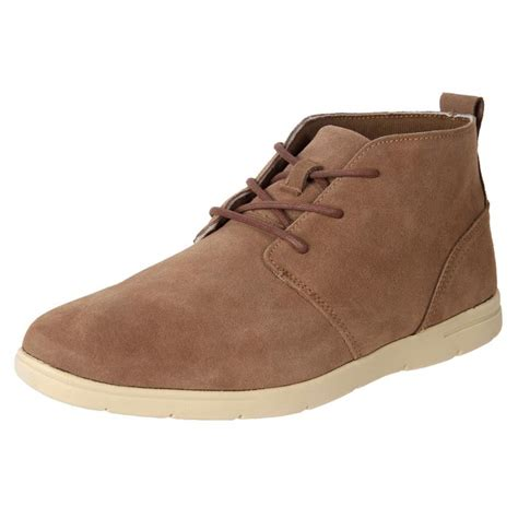 cheap desert boots for airwalk s comfort leather suede ankle desert boots