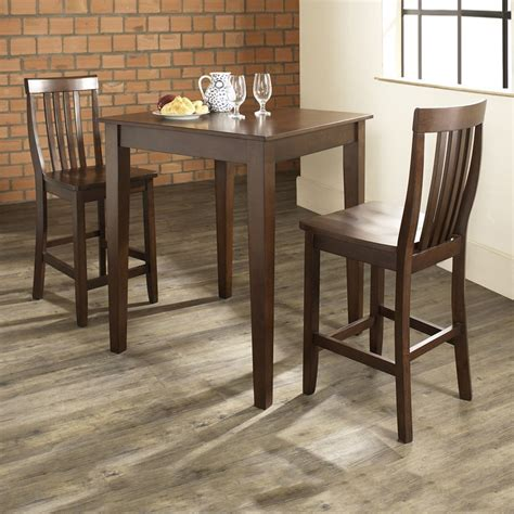 pub table with 2 chairs pub table with 2 chairs images bar height dining table set