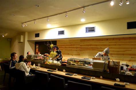 sushi kitchen sushi kitchen kome bit space design renovation and