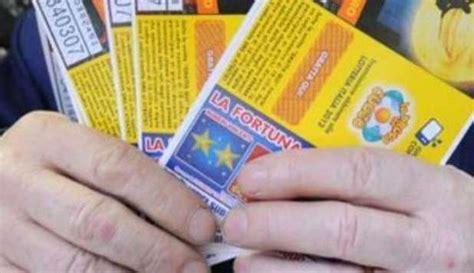 premi di consolazione lotteria italia 2013 lotteria italia premio da 20 000 a martina franca