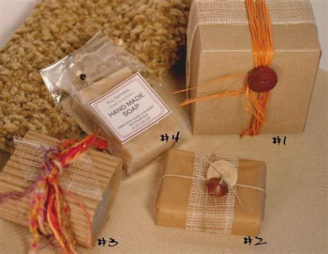How To Package Handmade Soap - how to wrap soap some ideas soap