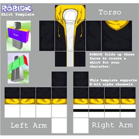 shirt template roblox golden shirt roblox
