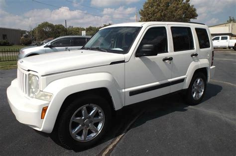 2009 jeep liberty sport mpg 2009 jeep liberty 4x2 sport 4dr suv in chanute ks cars r us