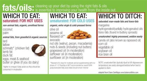 healthy fats explained saturated