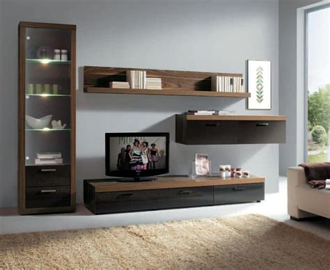 Elegant Livingrooms tv wall unit designs for living room india home interior