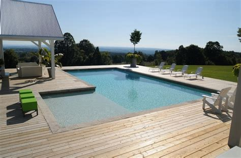 l shaped pool designs pool ideas 15 stylish trends that make a statement