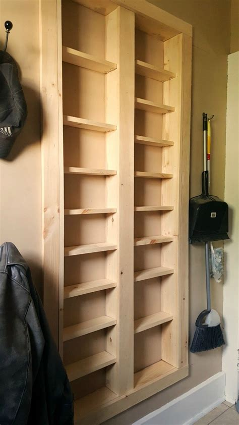 between stud storage cabinets pantry between the studs live from julie s house