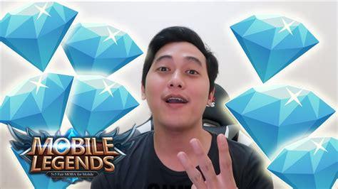 Mobile Legends 366 Diamonds giveaway 3 x 366 mobile legends part 21