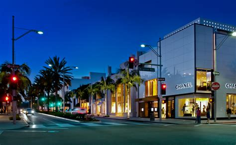 Lighting Design Alliance Beverly Hills Triangle Masterplan Lighting Design Alliance