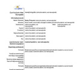 Model cv completat romana download corporate graduated model cv completat romana download yelopaper Image collections