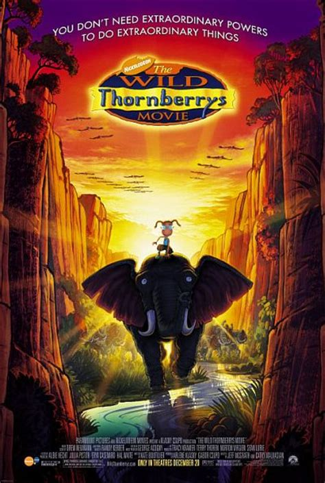 wild thornberrys