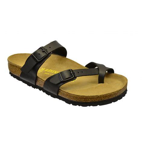 birkenstock sandals black birkenstock birkenstock mayari 071791 birko flor black