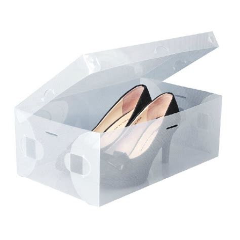 clear shoe box storage plastic storage boxes for shoes 28 images new neat