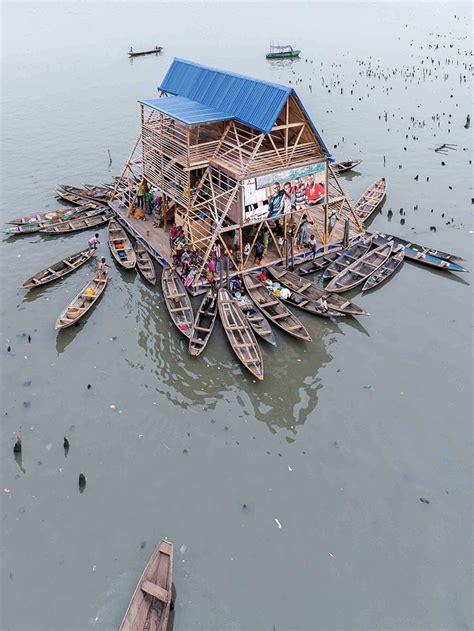 nigerias makoko floating school