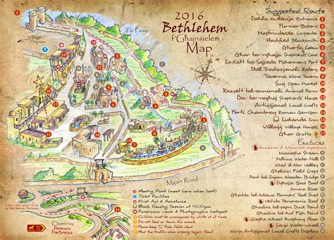 printable map ta map hints to what bethlehem f ghajnsielem 2016 will offer