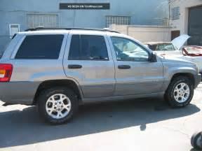 2000 jeep grand laredo sport utility 4 door 4 0l