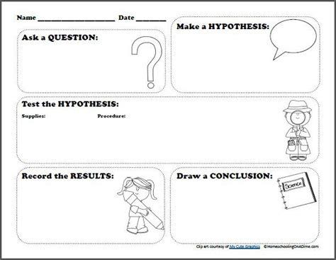 scientific method worksheet elementary best 25 scientific method worksheet ideas on scientific method experiments
