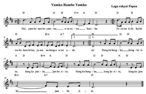 download lagu yamko rambe yamko lagu yamko rambe yamko downoad