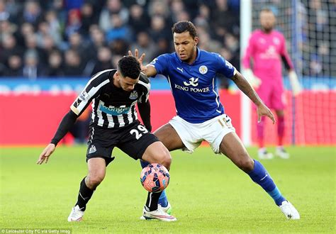 Leicester City 3rd 1 leicester city 1 0 newcastle united leonardo ulloa nets only goal of the in fa cup third