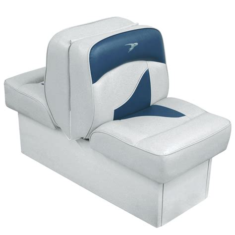 wise marine lounge seats wise seating deluxe lounge seat gray navy west marine