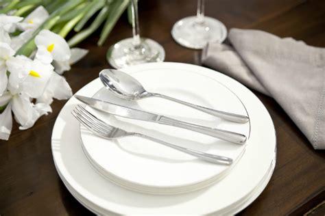 posate in tavola posate da insalata comodit 224 e stile a tavola dalani e
