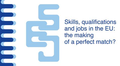 skills qualifications and in the eu the of a match institute of