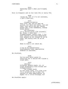 The Office Pilot Script by Resume Sle Bullet Points Worksheet Printables Site