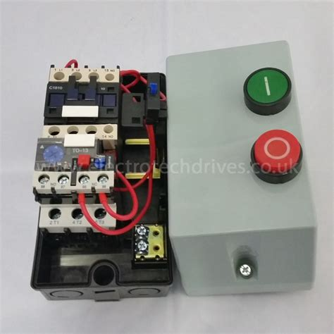 dol starter 240v single phase pre wired with 1 1 6