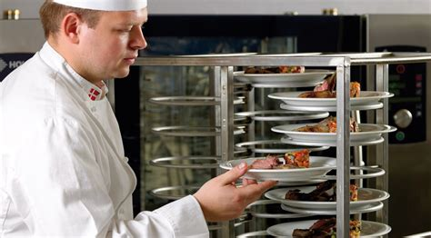 Banquet Chef by Combi Oven Specialist