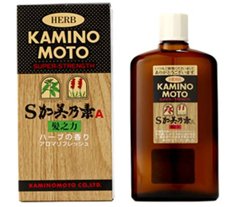 New Kaminomoto Hair Growth Trigger 180ml Ori s kaminomoto a kaminochikara hair care products kaminomoto