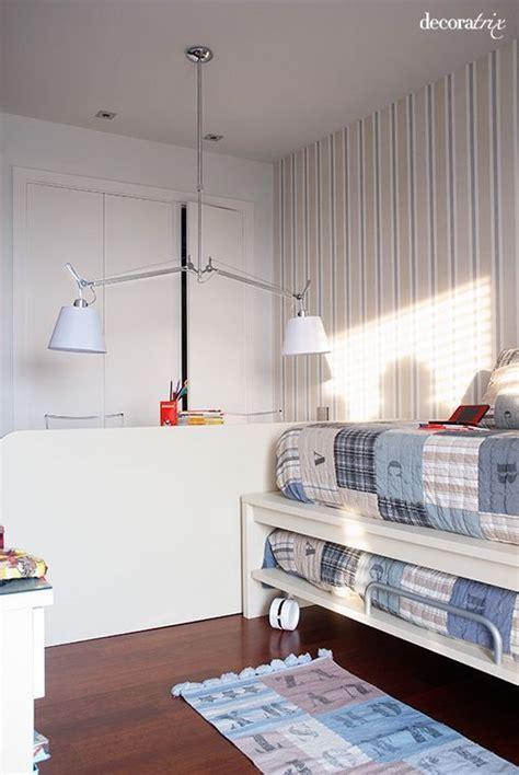 dormitorios juveniles bien distribuidos - Habitaciones Juveniles Cama Nido