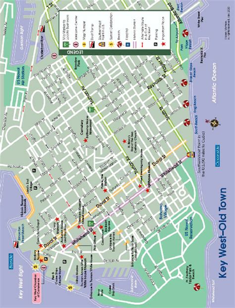 map of key west florida town key west map wallpaper