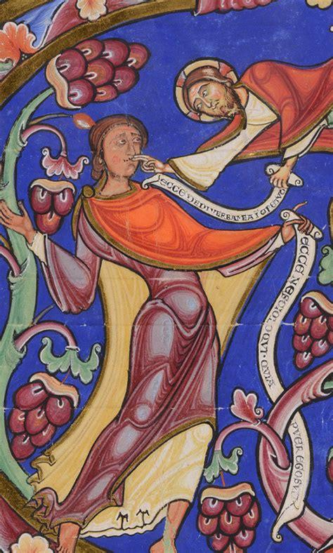 winchester bible  metropolitan museum  art