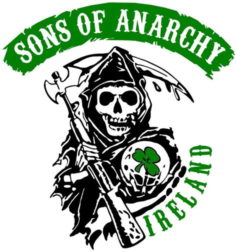 sons of anarchy logo template sons of anarchy logos sons of anarchy ireland