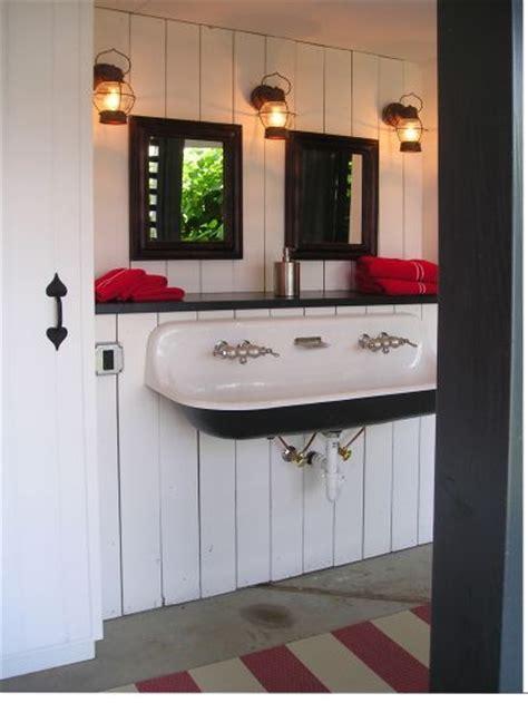 kohler trough sink rustic bathroom sinks trough sink