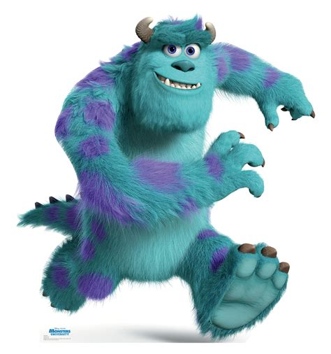 Disney Sulley size sulley disney pixar monsters