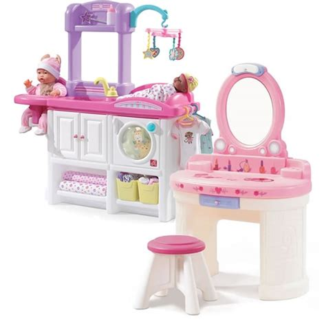 Toddler Vanity Walmart by Per And Care Combo Pretend Play Toys Step2