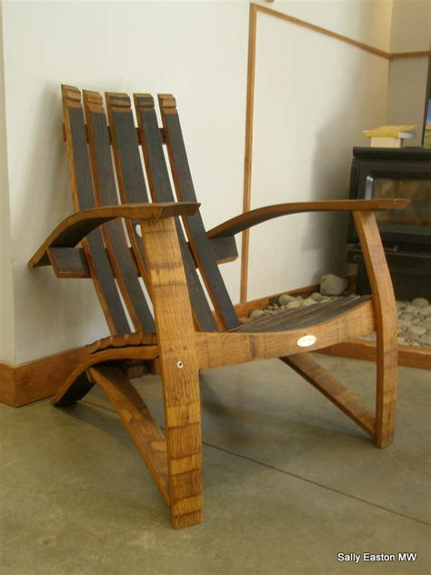 wine barrel rocking chair australia what to do with your wine barrel winewisdom